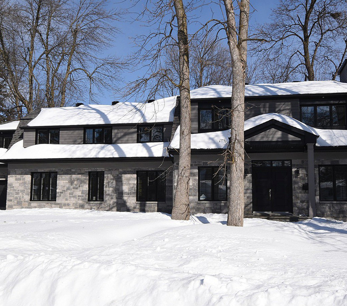Construction VERTicale - LEED GOLD - ECO HOUSE